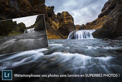 Tuto Lightroom : métamorphosez vos photos sans lumière en superbe photo !