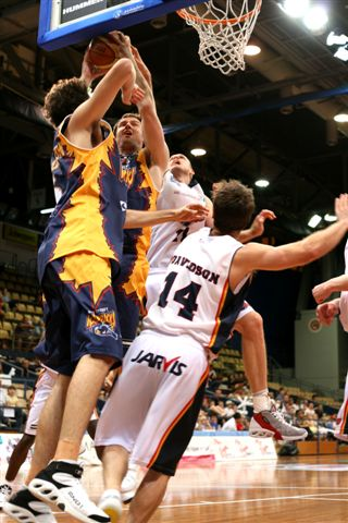 2007-2008 NBL Feature Gallery