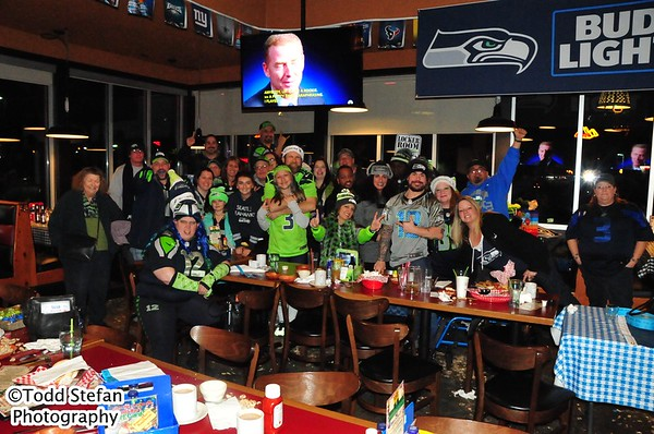 12-11-2016 Away Game Bash - Seahawks vs Packers