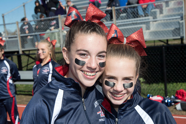 Apponequet Midget Cheerleaders