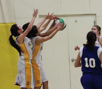 Livvy Basketball