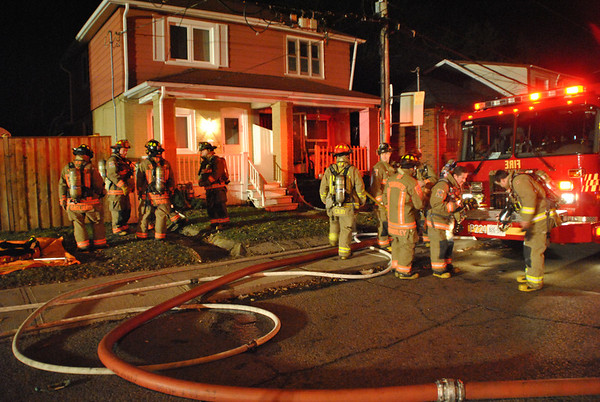 December 12, 2011 - 2nd Alarm - 37 Secord Ave.