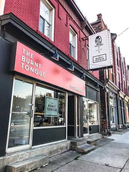 Hamilton best restaurants the Burnt tongue 3.jpg