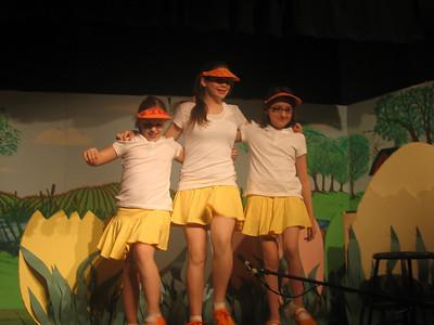 """""""Honk"""" Deanna's Senior Class Play"""