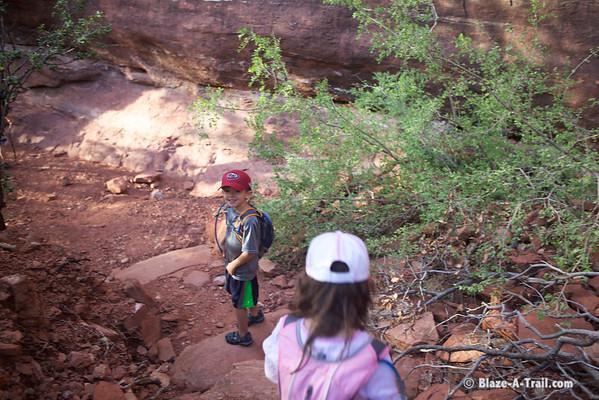 Sedona Hiking Trip (September, 2012)