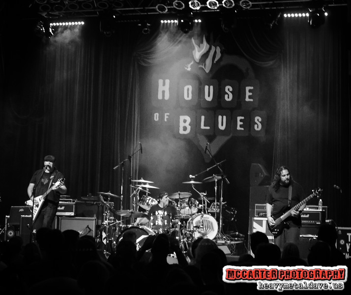 Aehter X @ House of Blues