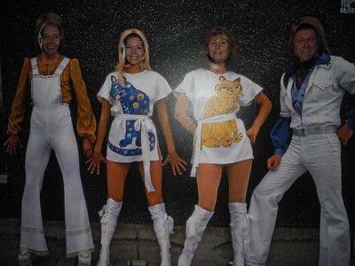 ABBA Museum & Last Day in Stockholm Jan 2014