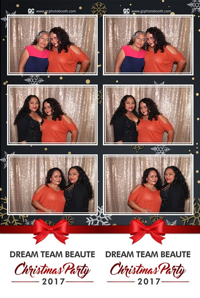 12-15-17 Dream Team Beaute Holiday Party