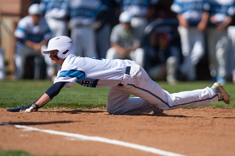 Davis vs Layton Baseball