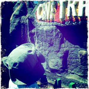 SANTA CRUZ BEACH BOARDWALK SPRING 2012