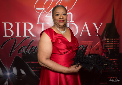 Velma Cooper's 74th Birthday Celebration
