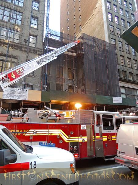 10/30/15 - Midtown 2nd Alarm Collapse