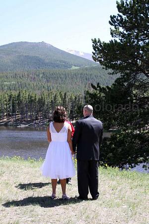 Renee and  Michael - June, 2010