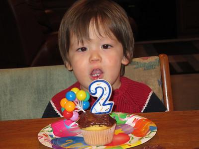 Skylar's 2nd birthday
