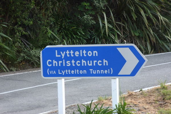 Christchurch - Picton