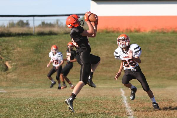 04c Junior High:  Ironton at Wheelersburg 2014