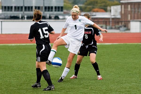 women's soccer - 10/25/07