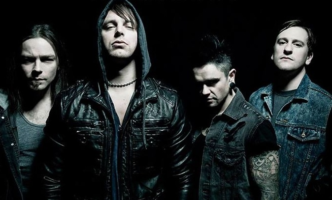 . Bullet for my Valentine - July 28