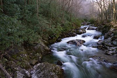 Denton Creek Falls and Tate City