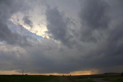 May 22, 2012 North Dakota Supercell