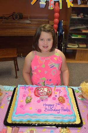 2017-05 Preslie's 7th Birthday