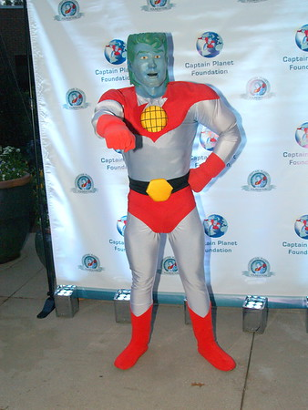 Captain Planet Foundation Patron's Party