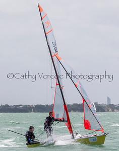 Oceanbridge Sail Auckland Regatta 2013