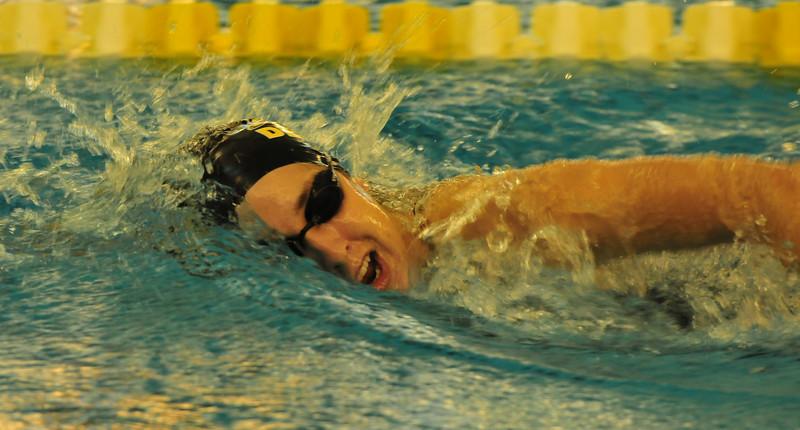 2010 DePauw Womens Swimming 2011