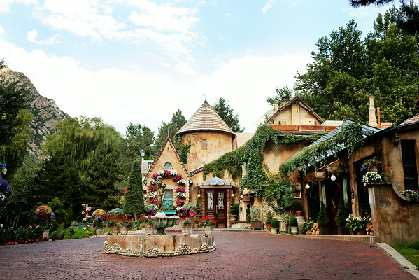 July 9, 2014 - Fisher & Zacherle Wine Pairing at La Caille