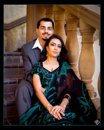 Naeem and Sapna E-Session