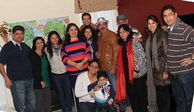 Kaur family 1st day