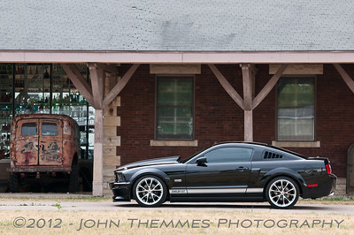 Mike's Shelby GT