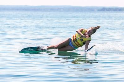 Water Skiing (2016)