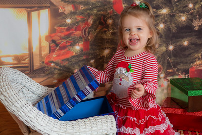 Gabrielle Christmas 2015