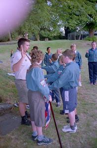 Scout Enrollments 2005