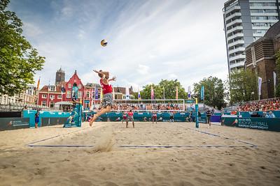 Euro Beach Volleyball Championships 2018 - Utrecht