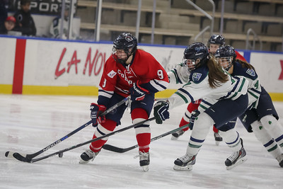 CHA Tournament - Robert Morris vs Mercyhurst