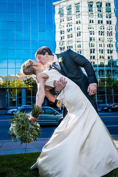 Saucier & Christie Wedding