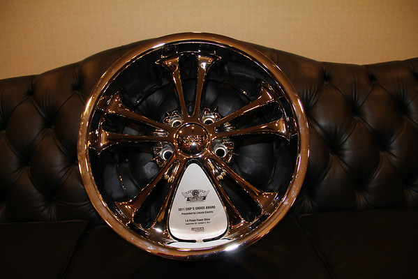 2011 Piston Power Show Chip Foose