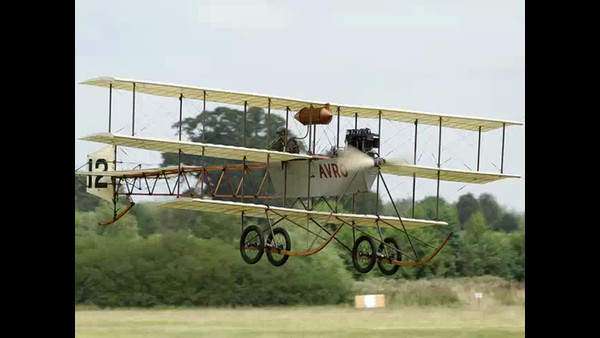Old School Aircraft