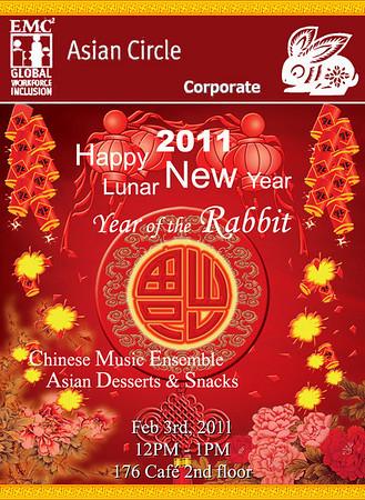 2011-02-03 EMC Asian Circle - Happy Lunar New Year