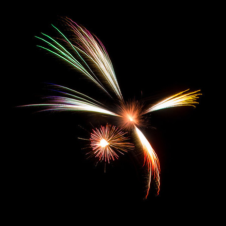 Firework Abstracts