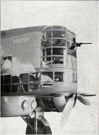 Breguet 460, 1930's french bomber..