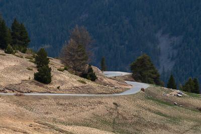 Col della Scala - Lautaret - Granon - D211 (04/17)