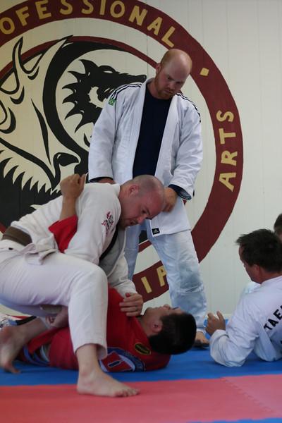 Jory's Seminar at Conway MMA 6.23.07