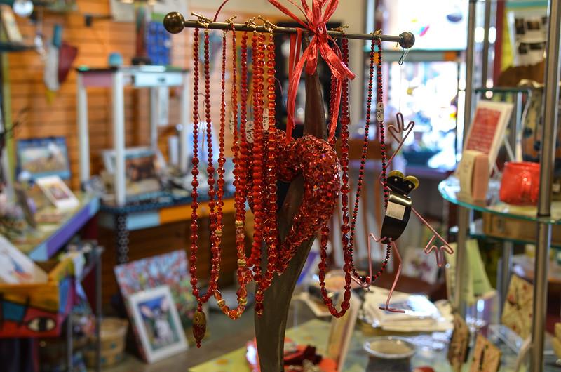 Red Beads 2 Horizontal