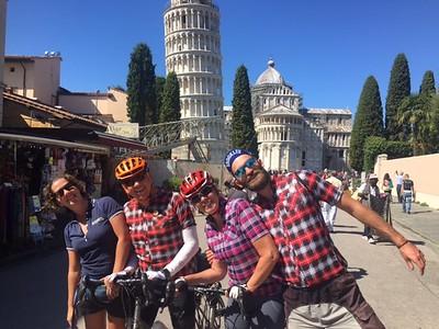 Venice to Pisa 2017 Sep 10