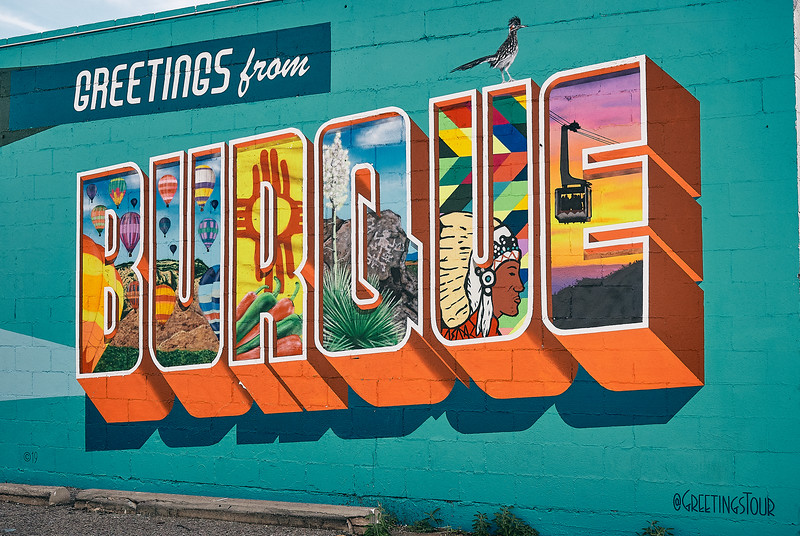 Route 66 - Nob Hill, Albuquerque,