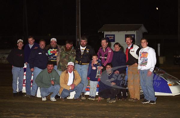 Brownstown Speedway (IN) 3/18