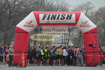 Start - 2011 Fifth Third Bank New Years Eve 5K